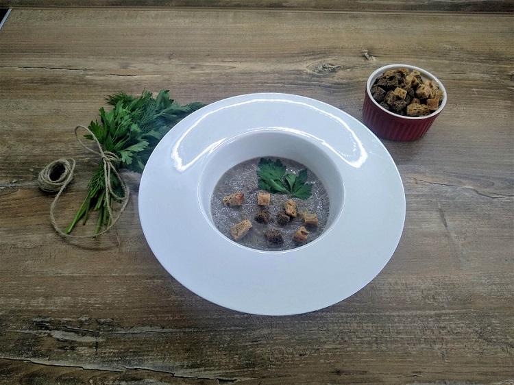 Суп по Дюкану - рецепт крем-супа
